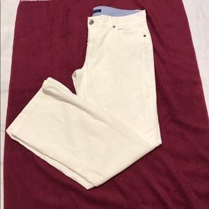 Tommy Hilfiger White Stretchy  Jeans